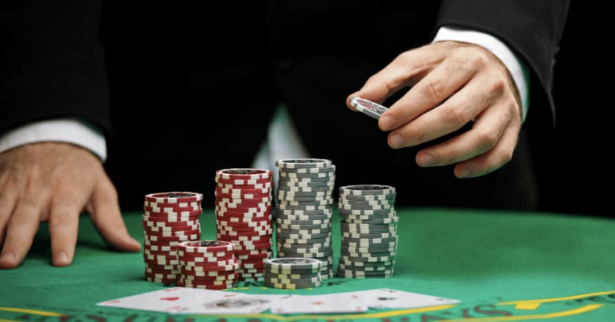 Comparing odds for today's top Live Casino games