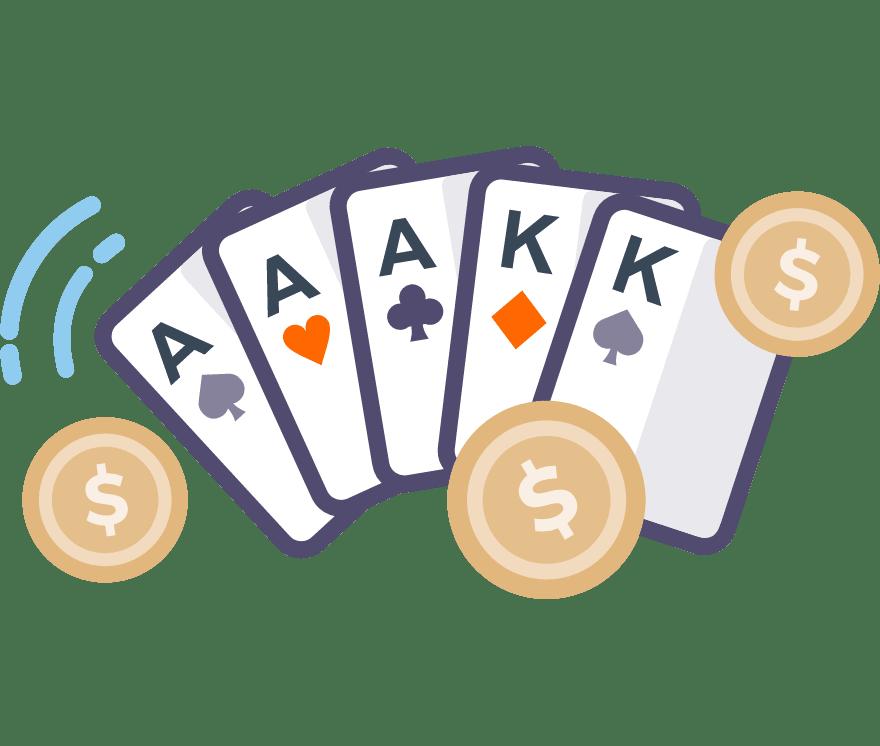 Best 103 Poker Live Casino in 2021